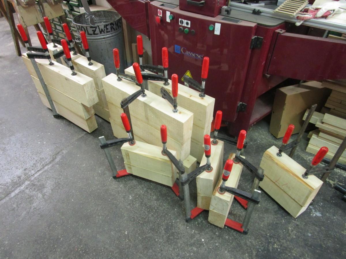 Werkstatt Holzwerkstatt